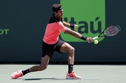 Juan Martin Del Potro vs. Damir Dzumhur 2018 Madrid Masters Tennis Pick, Preview, Odds, Prediction