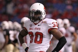 Ball State at Massachusetts - 11/12/14 College Football Pick, Odds, and Prediction