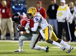 Ole Miss Rebels at LSU Tigers - 10/25/14 CFB Pick, Odds, Prediction
