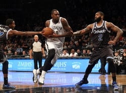 Orlando Magic vs. Brooklyn Nets - 4/9/14