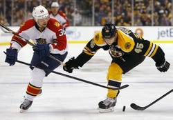 NHL | Boston Bruins (36-24-11) at Florida Panthers (32-25-14)