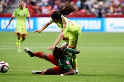 2015 FIFA Women's World Cup: Ecuador vs. Japan Pick, Odds, Prediction - 6/16/15