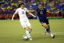 2015 FIFA Women's World Cup: Norway vs. England Pick, Odds, Prediction - 6/22/15