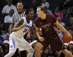 IUPUI Jaguars vs. Western Illinois Leathernecks - 1/29/16 College Basketball Pick, Odds, and Prediction