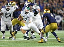Wisconsin Badgers at Michigan State Spartans - 9/24/16 College Football Pick, Odds, and Prediction