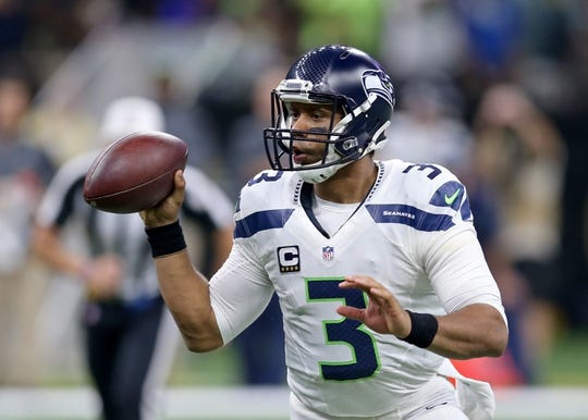 25 30 Seattle: Seattle Seahawks At New Orleans Saints
