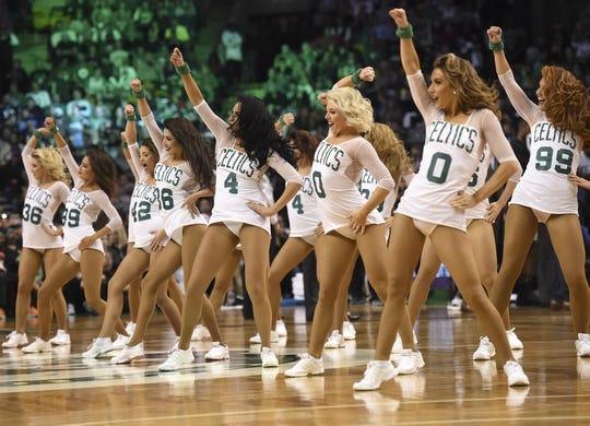 Los Angeles Clippers At Boston Celtics