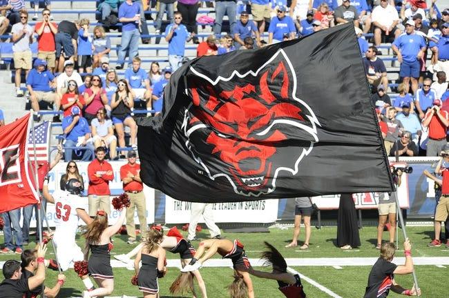 Sep 21, 2013; Memphis, TN, USA; Arkansas State Red Wolves at Liberty Bowl Memorial. Mandatory Credit: Justin Ford-USA TODAY Sports
