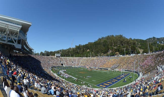 Oct 5, 2013; Berkeley, CA, USA; General view of Memorial Stadium during the NCAA football game between the California Golden Bears and the Washington State Cougars. Washington State defeated California 44-22. Mandatory Credit: Kirby Lee-USA TODAY Sports