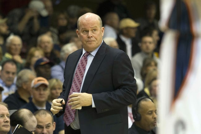 Oct 8, 2013; Asheville, NC, USA;  Charlotte Bobcats head coach Steve Clifford looks on during the first half against the Atlanta Hawks at the U.S. Cellular Center. Mandatory Credit: Jeremy Brevard-USA TODAY Sports
