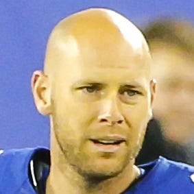 Oct 21, 2013; East Rutherford, NJ, USA;  New York Giants kicker Josh Brown (3) prior to the game against the Minnesota Vikings at MetLife Stadium. Mandatory Credit: Jim O'Connor-USA TODAY Sports