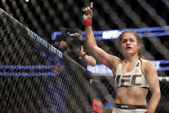 Cynthia Calvillo vs. Carla Esparza UFC 219 Pick, Preview, Odds, Prediction - 12/30/17