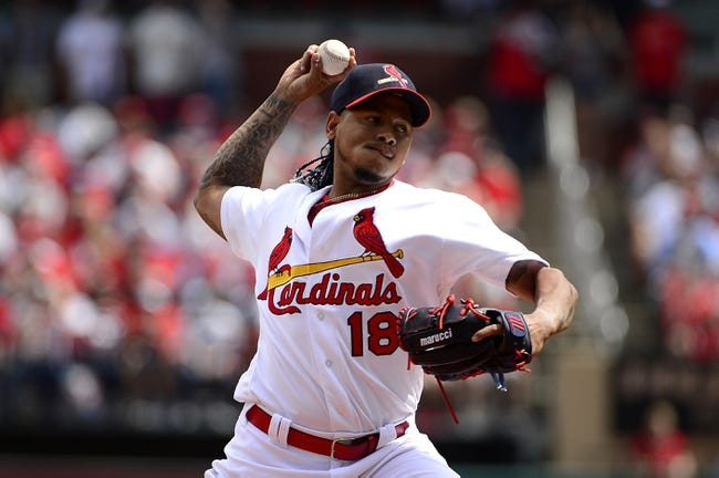 Diaz's pinch-homer lifts Cardinals past Brewers 4-1
