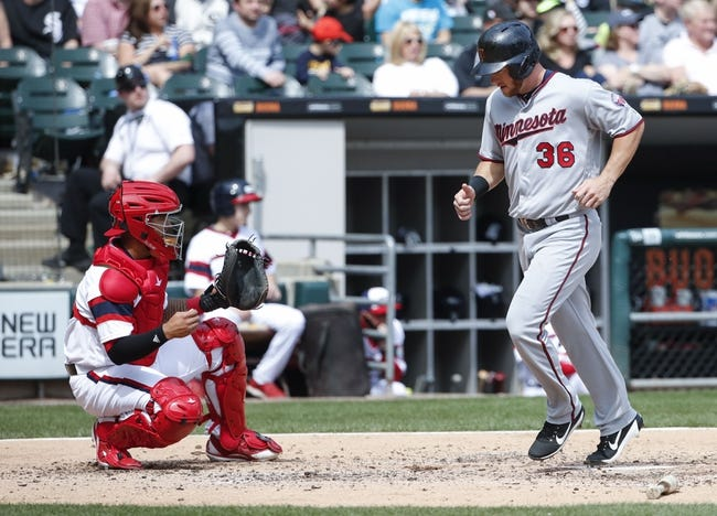 Santana's 1-Hitter Teads Twins Over White Sox, 6-0