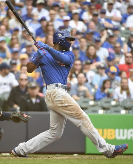Thames, Braun power Brewers past struggling Cubs 6