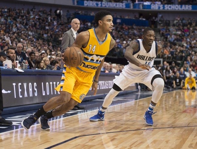 Dallas Mavericks vs. Denver Nuggets - 12/4/17 NBA Pick, Odds, and Prediction