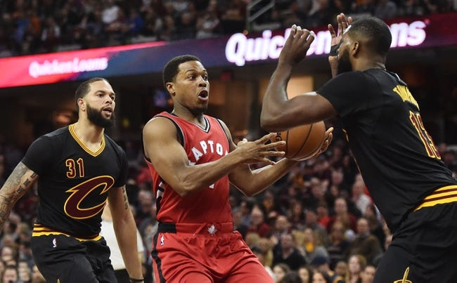 Capsule preview of the Raptors-Cavaliers series