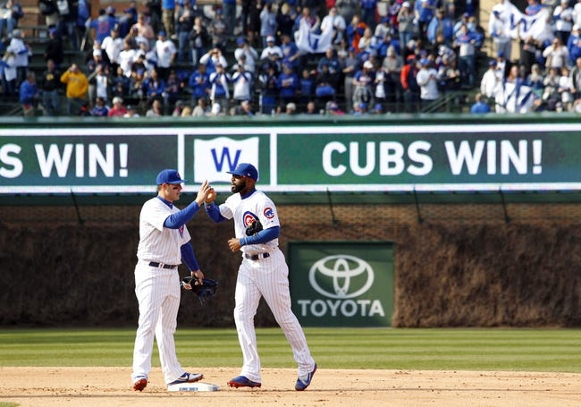 Lester and Kershaw rocked in Dodgers' 9-4 sweep of Cubs