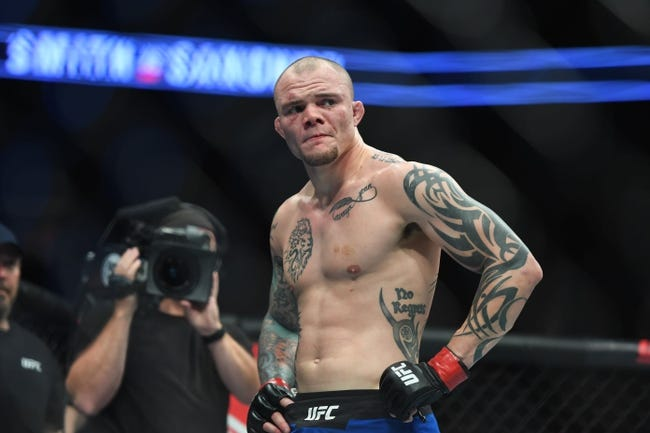 Hector Lombard vs. Anthony Smith UFC Pick, Preview, Odds, Prediction - 9/16/17