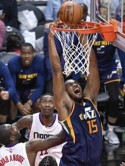 Utah Jazz vs. Los Angeles Clippers - 4/21/17 NBA Pick, Odds, and Prediction