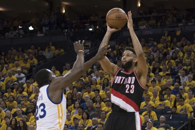 Toronto Raptors vs. Portland Trail Blazers - 10/5/17 NBA Pick, Odds, and Prediction