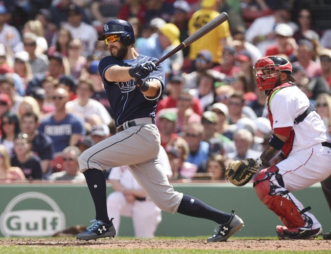 Steven Souza: Souza slugs three-run homer, Rays rout Sox