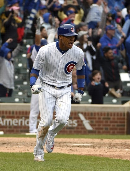 Chicago Cubs vs. Milwaukee Brewers - 5/19/17 MLB Pick, Odds, and Prediction