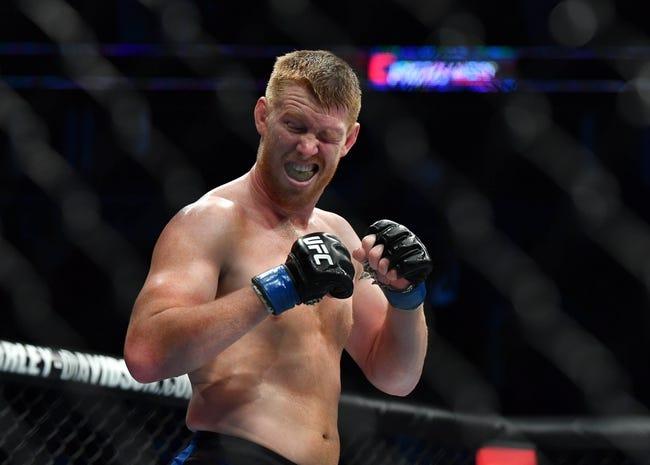 Sam Alvey vs. Rashad Evans UFC Pick, Preview, Odds, Prediction - 8/5/17
