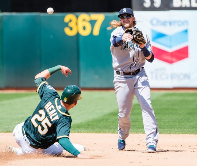 Cruz, Seager power Mariners to 6-5 win over Athletics