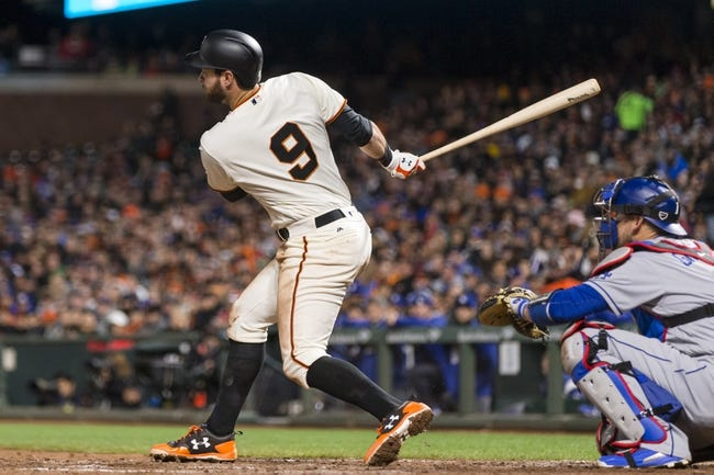 Image result for San Francisco vs Los Angeles mlb pic