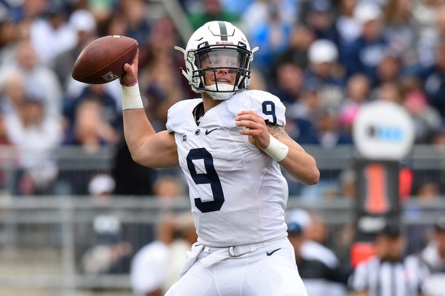 Penn State vs. Pittsburgh - 9/9/17 College Football Pick, Odds, and Prediction