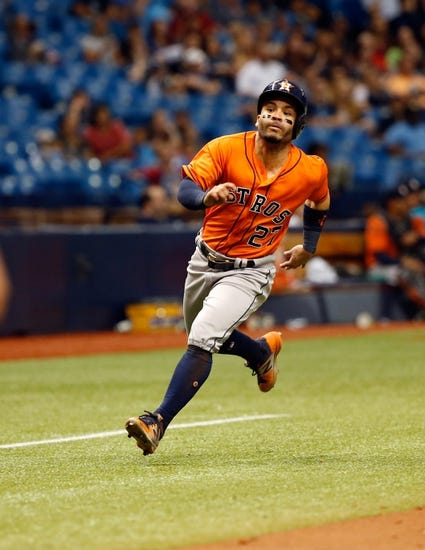 Houston Astros vs. Tampa Bay Rays - 7/31/17 MLB Pick, Odds, and Prediction