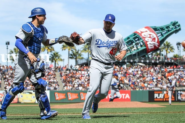 Cueto outpitches Kershaw in Giants' 4-3 win over Dodgers