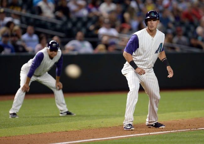 San Diego Padres vs. Arizona Diamondbacks - 5/19/17 MLB Pick, Odds, and Prediction