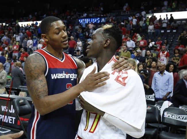 Washington Wizards vs. Atlanta Hawks - 11/11/17 NBA Pick, Odds, and Prediction