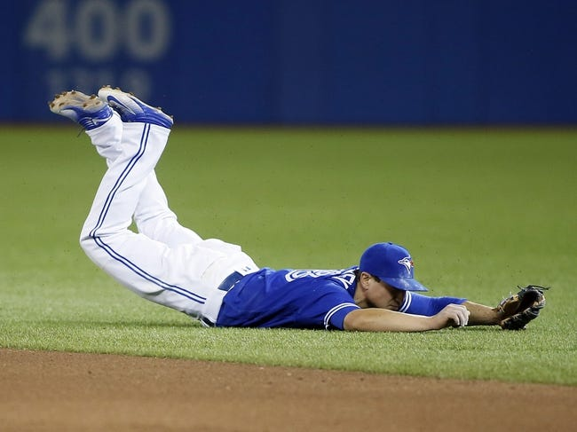 Goins' big bat guides Blue Jays to win over Yankees