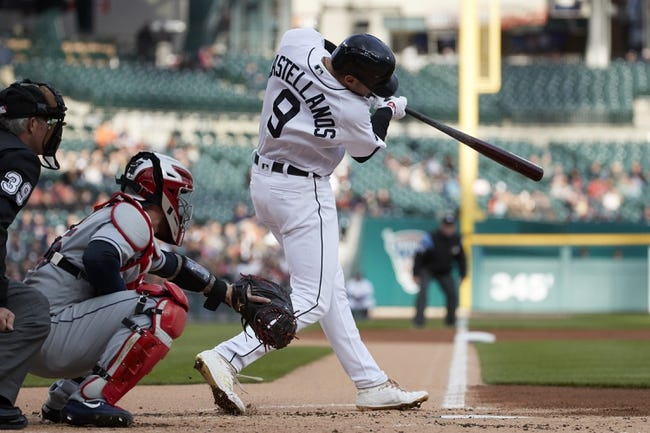 Tigers' Miguel Cabrera activated; John Hicks sent to Triple-A Toledo