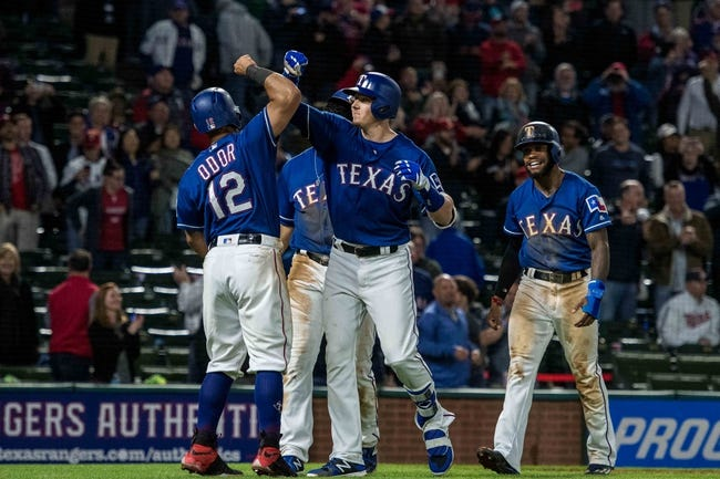 Minnesota Twins vs. Texas Rangers - 8/3/17 MLB Pick, Odds, and Prediction
