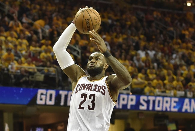 LeBron James relishes away games in playoffs