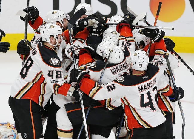 Rickard Rakell: Rickard Rakell scores in fourth straight game
