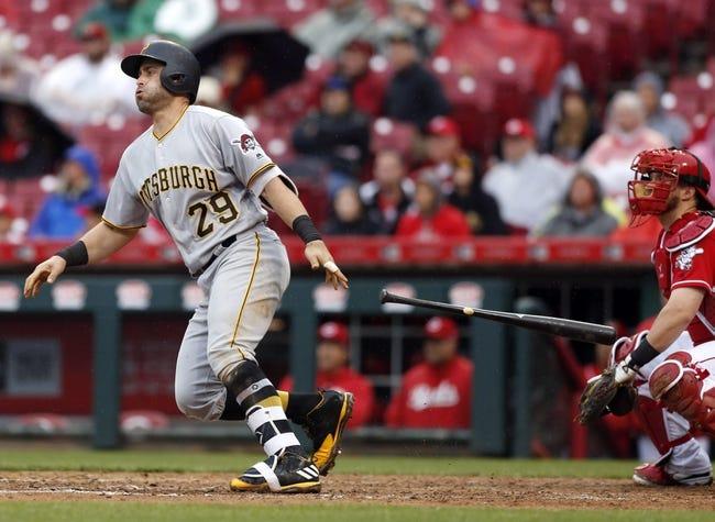 Pittsburgh Pirates vs. Cincinnati Reds - 8/1/17 MLB Pick, Odds, and Prediction