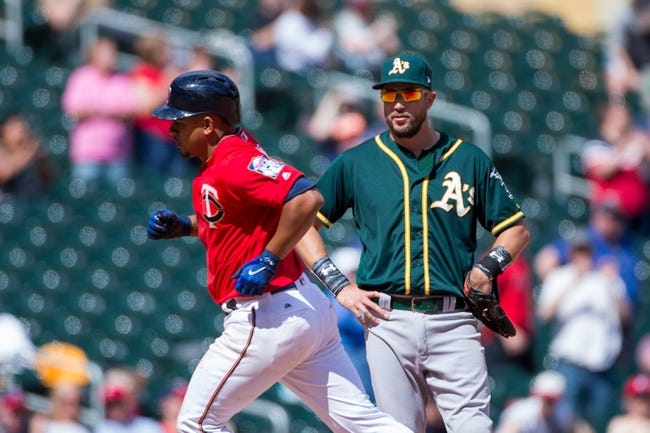 Oakland Athletics vs. Minnesota Twins - 7/29/17 MLB Pick, Odds, and Prediction