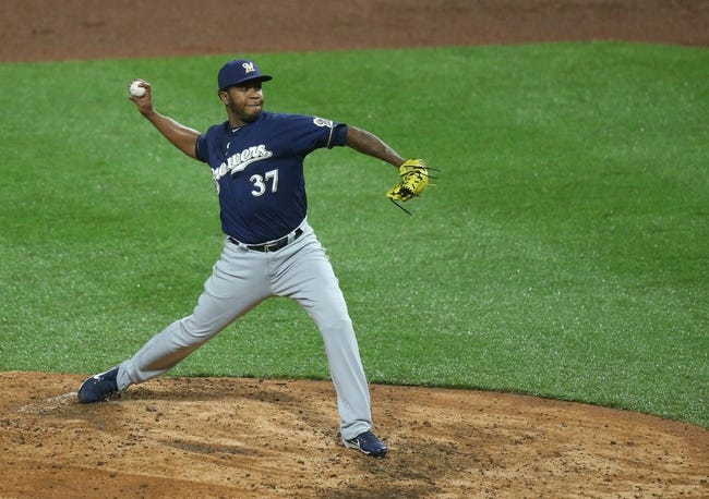 Milwaukee Brewers vs. Pittsburgh Pirates - 6/19/17 MLB Pick, Odds, and Prediction