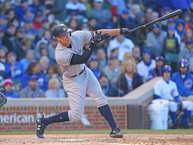 Minnesota Twins vs. New York Yankees - 7/17/17 MLB Pick, Odds, and Prediction