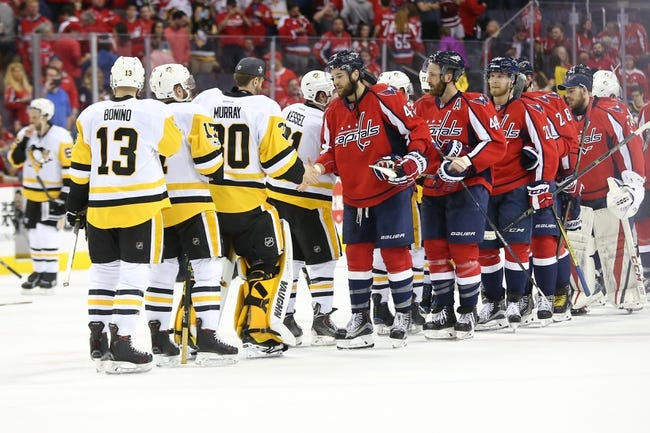 Washington Capitals vs. Pittsburgh Penguins - 10/11/17 NHL Pick, Odds, and Prediction