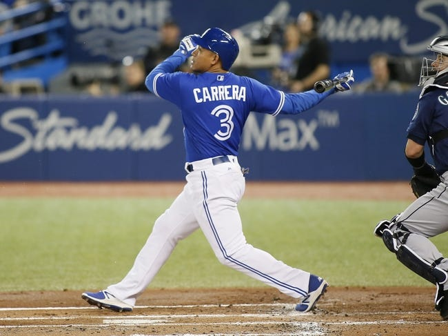 Bautista homers as Blue Jays blank Mariners 4-0