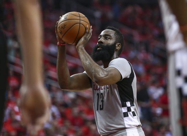 Houston Rockets vs. Oklahoma Thunder - 10/3/17 NBA Pick, Odds, and Prediction