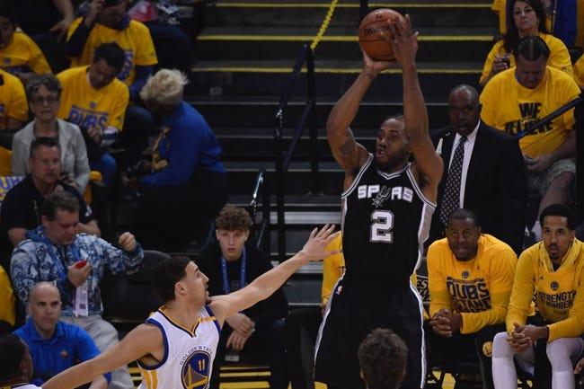 Sacramento Kings vs. San Antonio Spurs - 10/6/17 NBA Pick, Odds, and Prediction