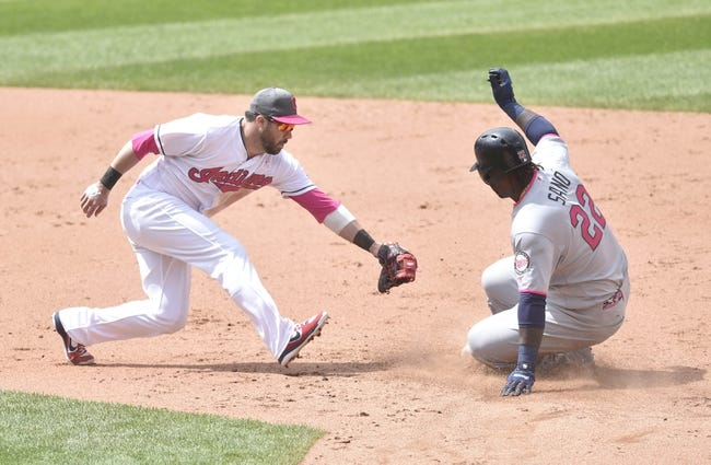 Ramirez 2 HRs, Indians beat Twins 9-3 in doubleheader opener