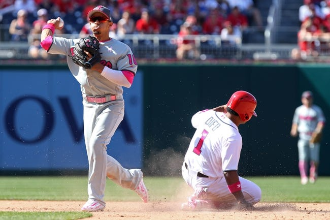 Washington Nationals vs. Philadelphia Phillies - 9/7/17 MLB Pick, Odds, and Prediction